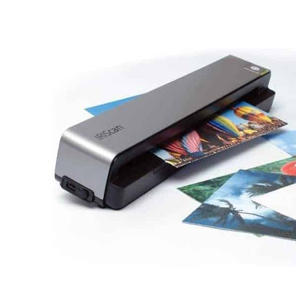 IRIS IRISCAN Anywhere 3 Scanner Portable