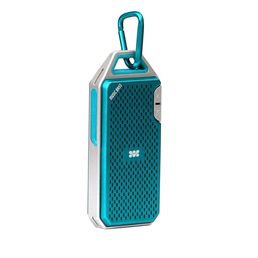 PROMATE-ALGERIE-STORE-Wee-Mini-Haut-Parleur-Bluetooth-Metallique-Robuste-Rechargeable-Bleu