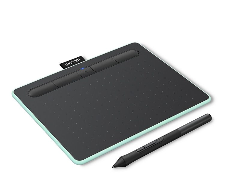 Wacom Intuos Bluetooth CTL-6100WLE-S Pistachio Tablette Graphique