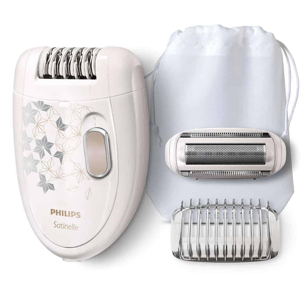 Philips Épilateur Satinelle HP6423/00 Algerie Store