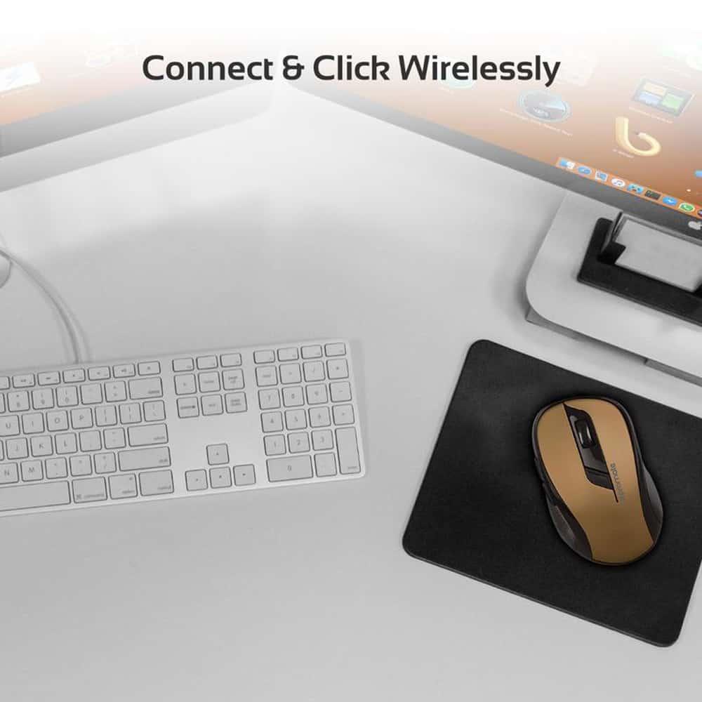 Promate  Clix-7 Souris optique ergonomique sans fil 2,4 GHz Algerie store