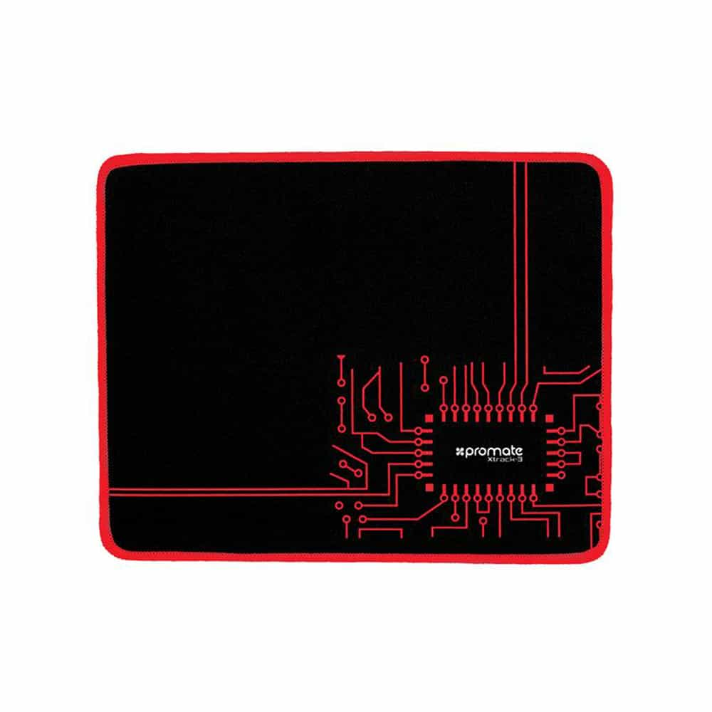 Promate Xtrack-3 Tapis de souris antidérapant Comfort Glide Pro-Gaming Algerie store