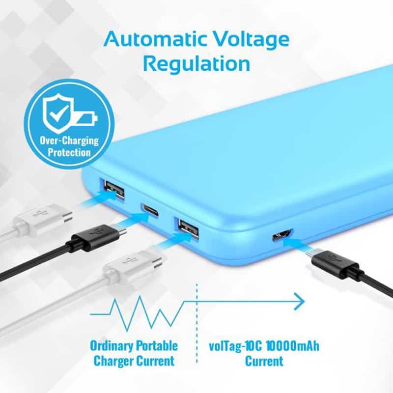 Promate Voltag-10C batterie externe algerie store