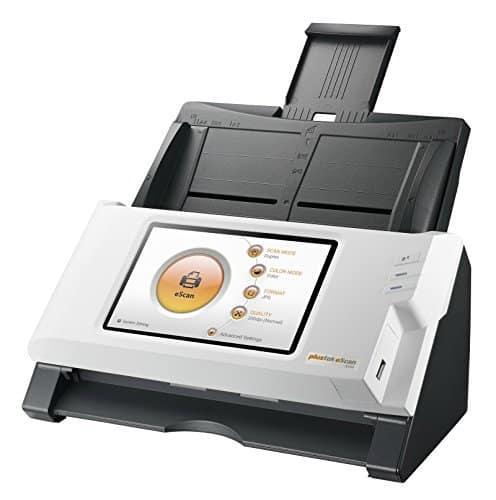 L'eScan A150 de Plustek permet aux utilisateurs finaux d'alimenter instantanément l'appareil pour une numérisation rapide.