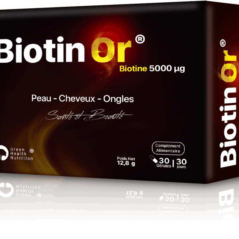 BiotinOr algerie