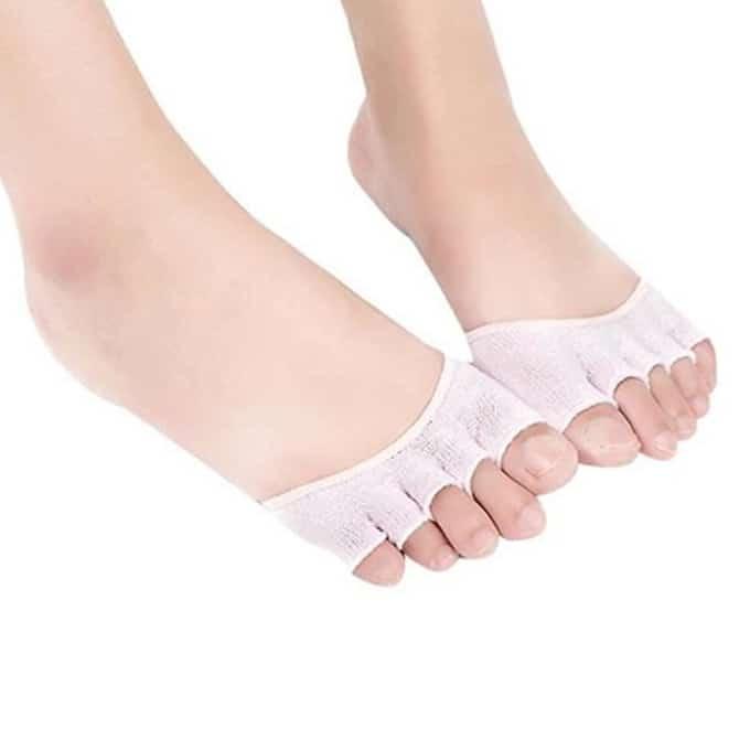 MEGAWELL MP019 Chaussettes Séparatrices aux Orteils Ce produit permet à la ventilation de réduire les désagréments. vous pouver portez des chaussettes Algerie store
