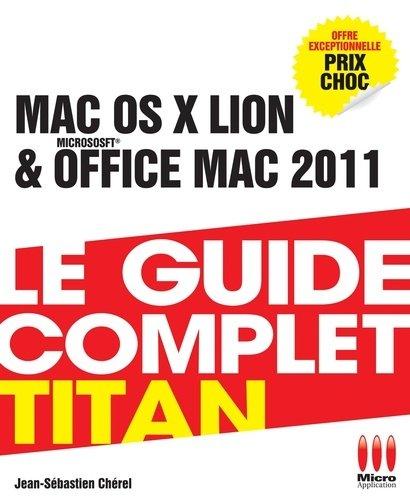 Mac OS Lion et Office Mac