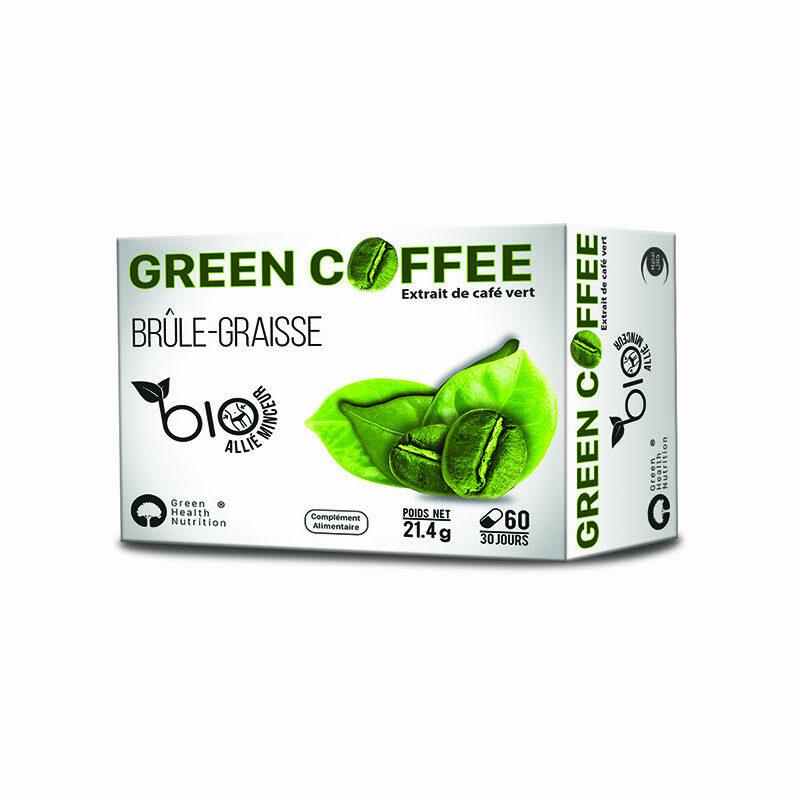 Green Coffee- 60 Gélules