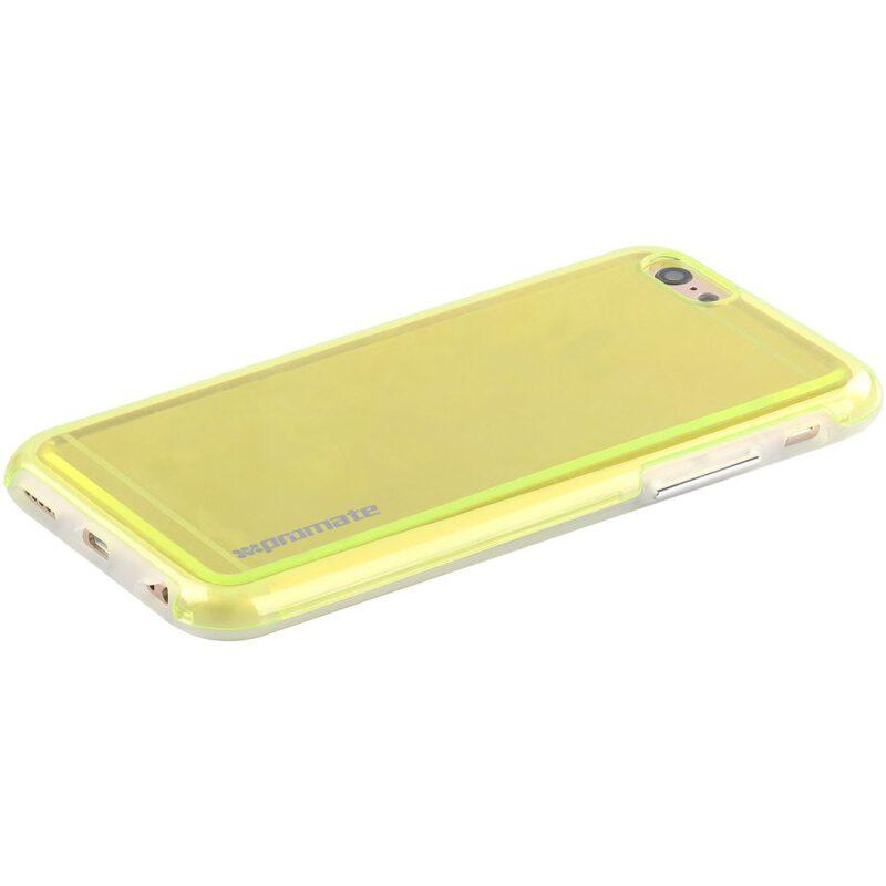 PROMATE-ALGERIE-STORE-Etui-pour-iPhone-6-Plus-6S-Plus-Fabshell-I6P-VERT-