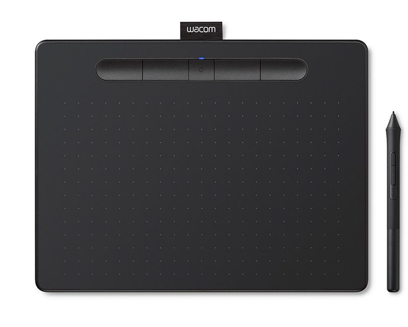 Wacom Intuos Bluetooth CTL-4100WLE-S Pistachio Tablette Graphique
