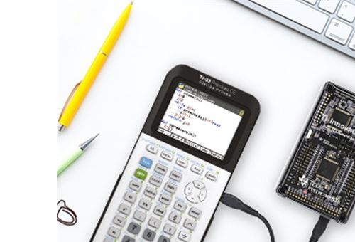 Calculatrice-graphique-Texas-Instruments-TI-83-Algerie-Premium-CE-Edition-Python-
