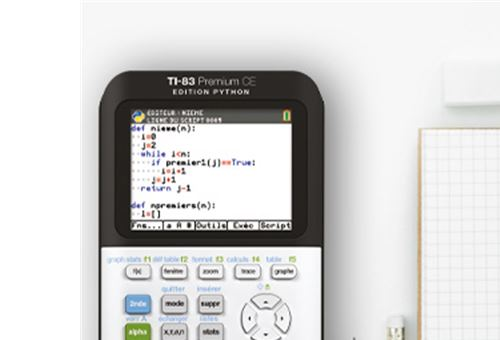 Calculatrice-graphique-Texas-Instruments-TI-83-Premium-Edition-Python-algerie-store