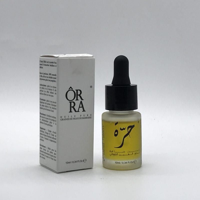 L'huile de figue de Barbarie, un élixir anti-âge précieux